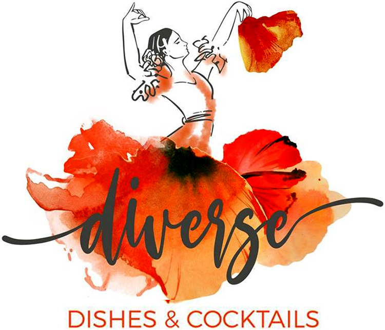 Diverse Dishes and Cocktails